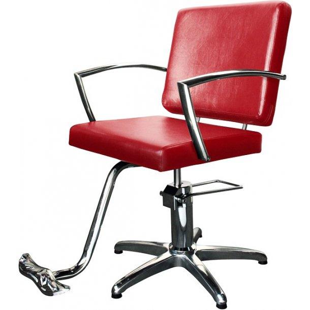 "Hairway Styling stol ""Jazz"" - rød"
