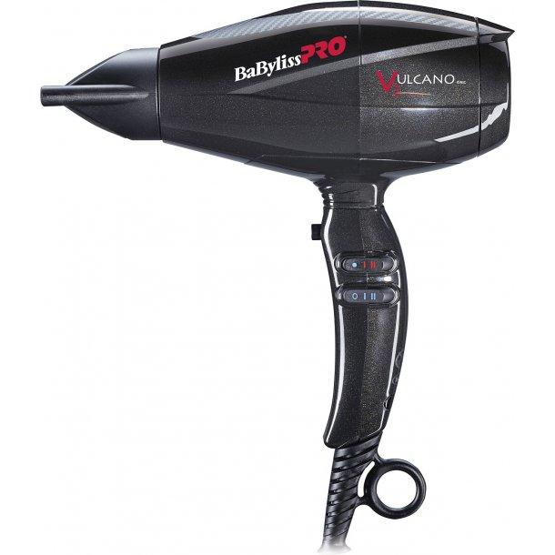 BaByliss PRO Vulcano V3 Black 2200W