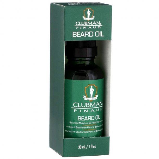 Clubman Beard Oil - Skæg Olie 30 ml