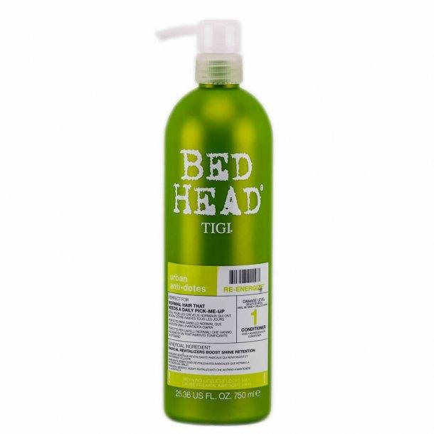 TIGI Bed Head Urban Antidotes 1 RE-Energize Shampoo 750 ml